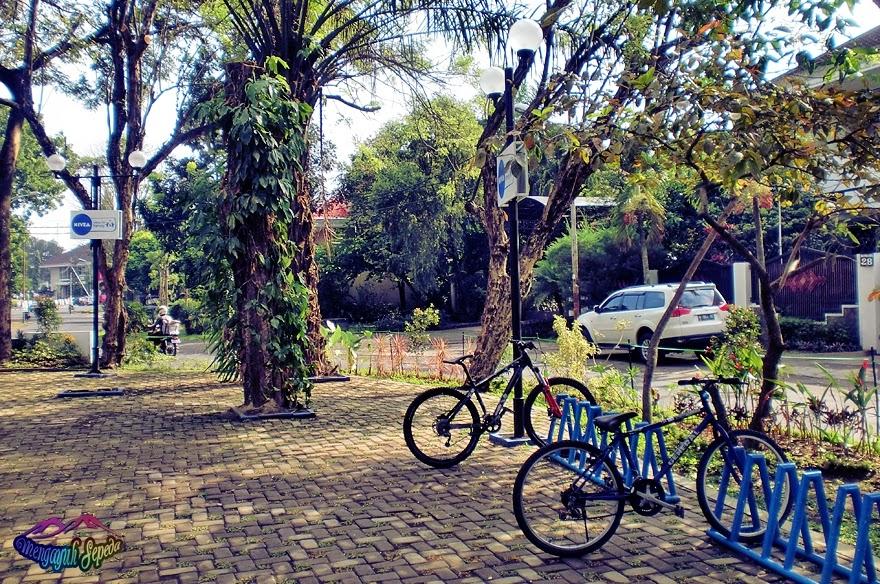 Merbabu Family Park Petualangan Malang Parkir Sepeda Disediakan Pula Sepertinya