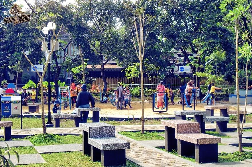 Merbabu Family Park Petualangan Malang Taman Nivea Kota