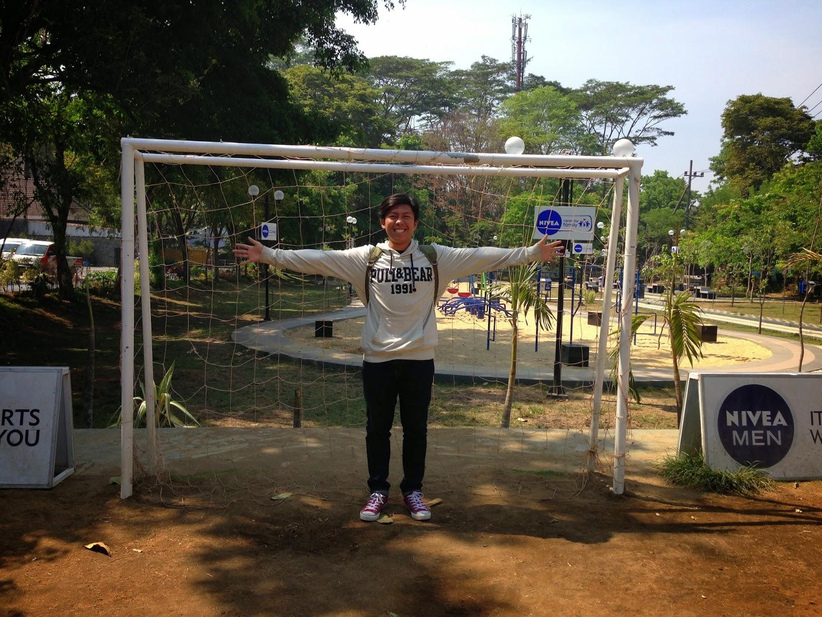 Miftahul Huda Pengantar Arsitektur Lanskap Merbabu Family Park Taman Kota