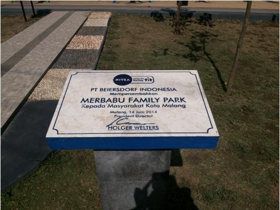 Pengantar Arsitektur Lanskap Analisis Merbabu Family Park Kota Hasil Survey