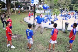 Pt Beirsdorf Indonesia Bangun Merbabu Family Park Momen Bisnis Walikota