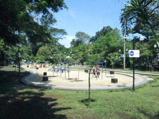 Taman Bermain Anak Picture Merbabu Family Park Malang Nivea Kota
