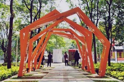 Taman Kota Malang Keren Banget Cocok Buat Hangout 7 Merbabu