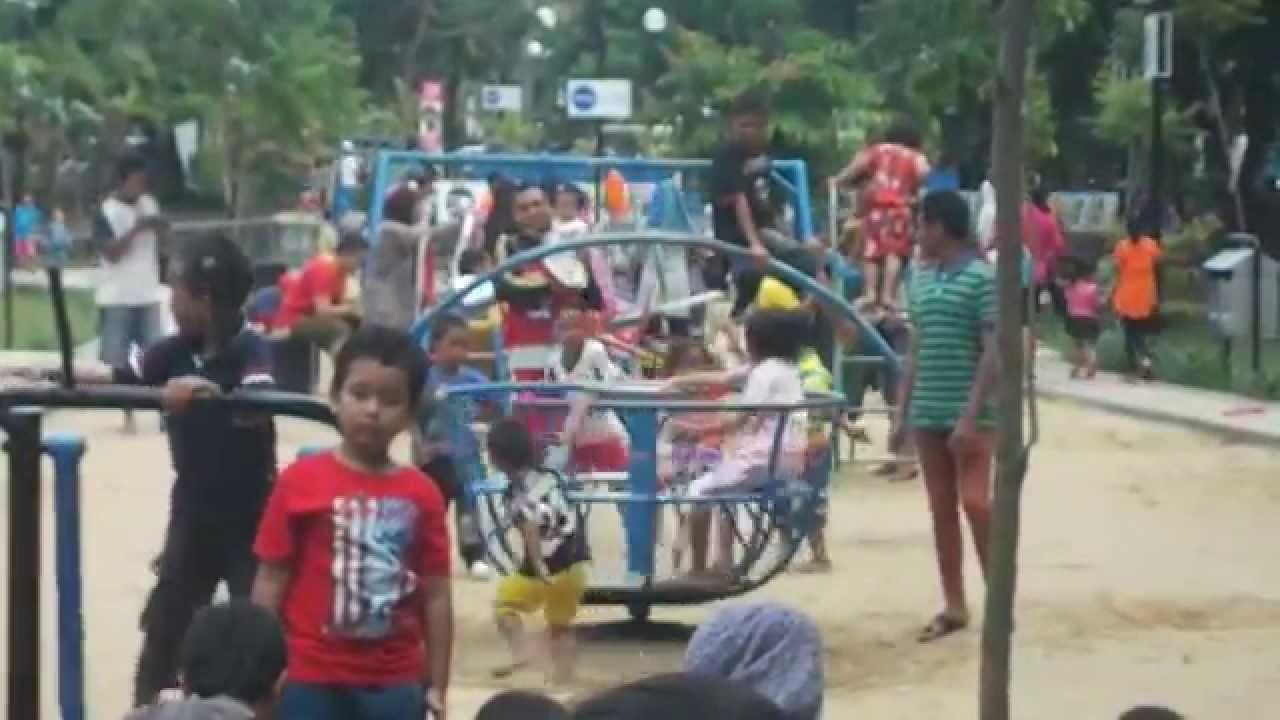 Taman Merbabu Jl Malang Youtube Nivea Kota
