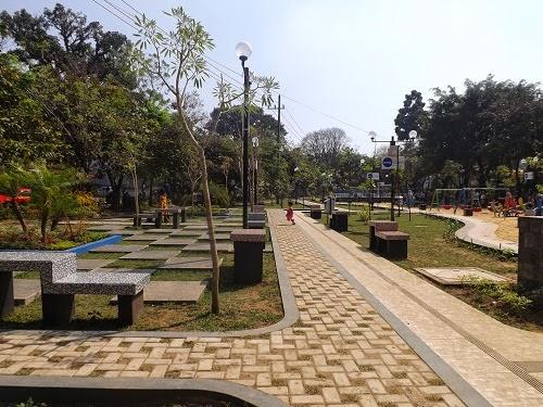 Taman Merbabu Malang Nivea Kota