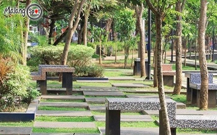Taman Merbabu Nivea Malang Kota Batu Malangspot 603 Jpg