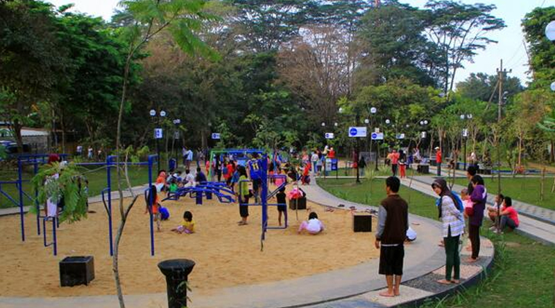 Taman Merbabu Tamannya Keluarga Malang Channel Source Image Https Twitter