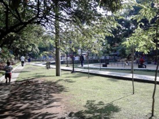 Taman Nivea Merbabu Picture Family Park Malang Jogging Track Kota
