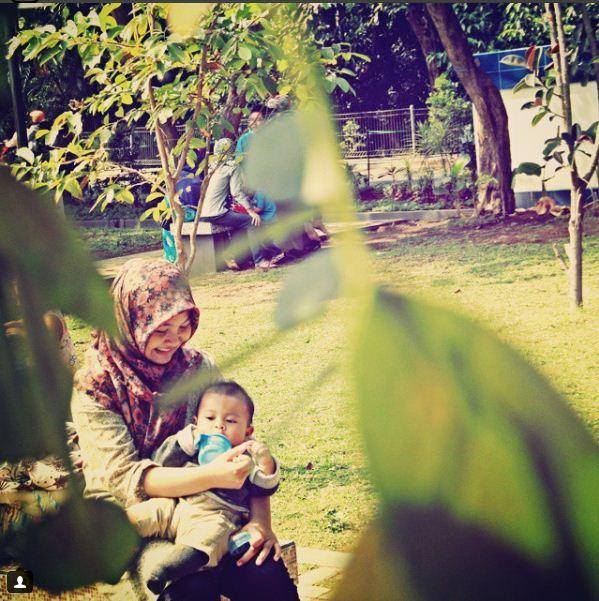 Wisata Anak Taman Merbabu Family Park Beragam Fasilitas Keluarga Malang