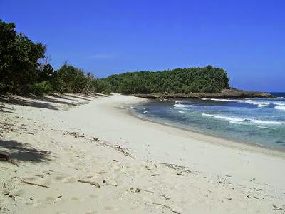 10 Gambar Pantai Lenggoksono Malang Rute Menuju Lokasi Peta Maps
