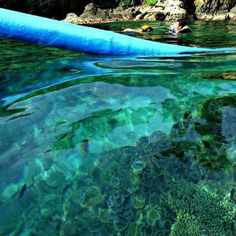 Images Kletekan Instagram Spot Snorkeling Teluk Ngalamkipa Location Dusun Lenggoksono