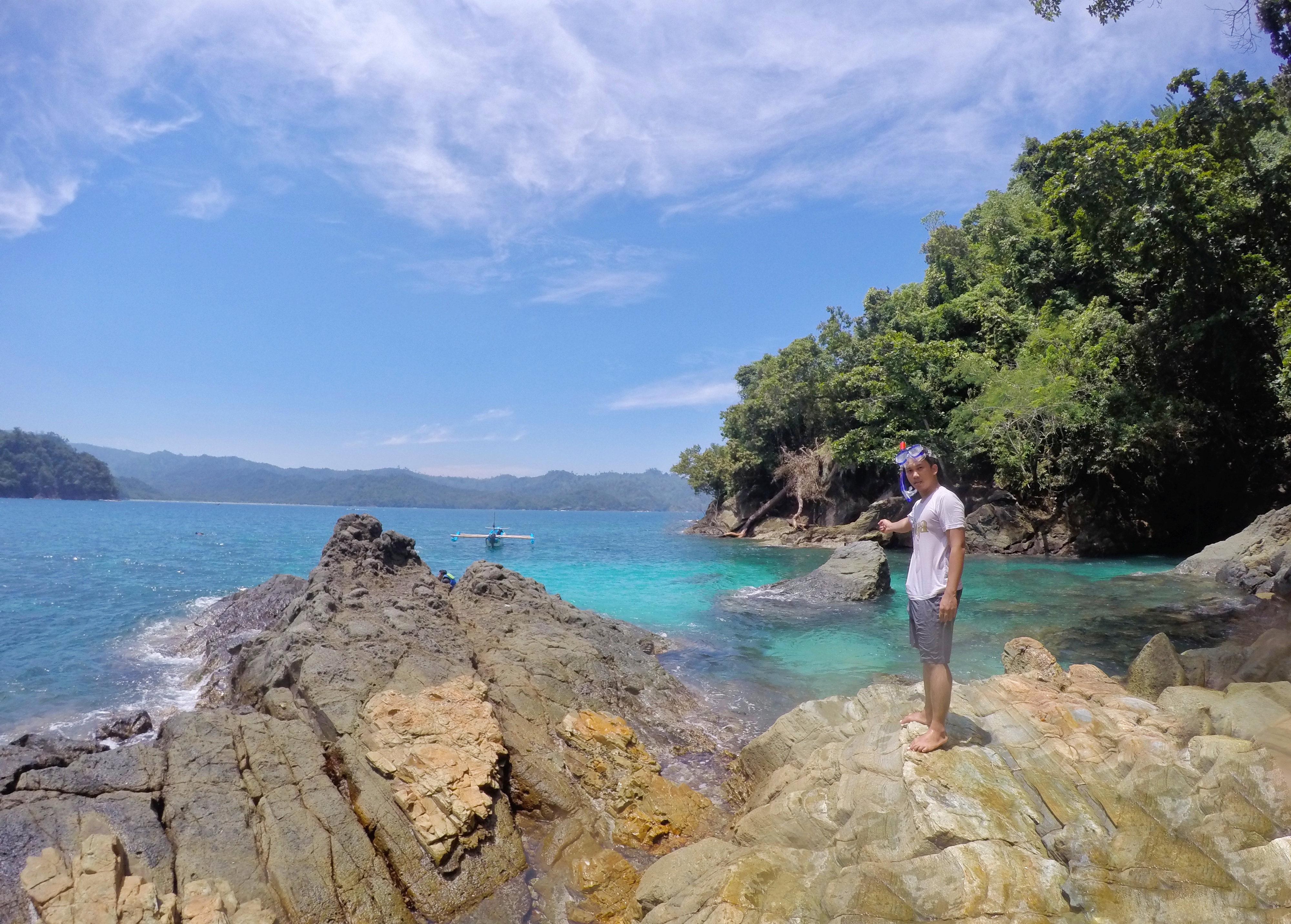 Menemukan Green Lagoon Tersembunyi Malang Jawa Timur Weekend Teluk Kletekan