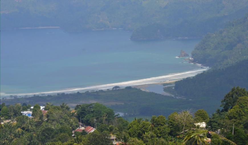 Pantai Banyu Anjlok Malang Cepamagz Teluk Kletekan Kota