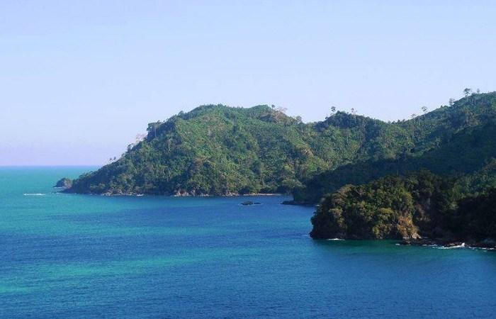 Pantai Bolu Antara Lenggoksono Banyu Anjlok Teluk Kletekan Malang Fb