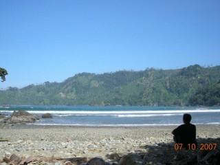 Pantai Lenggoksono Malang Satu Kawasan Memiliki Tiga Kita Tak Kehabisan