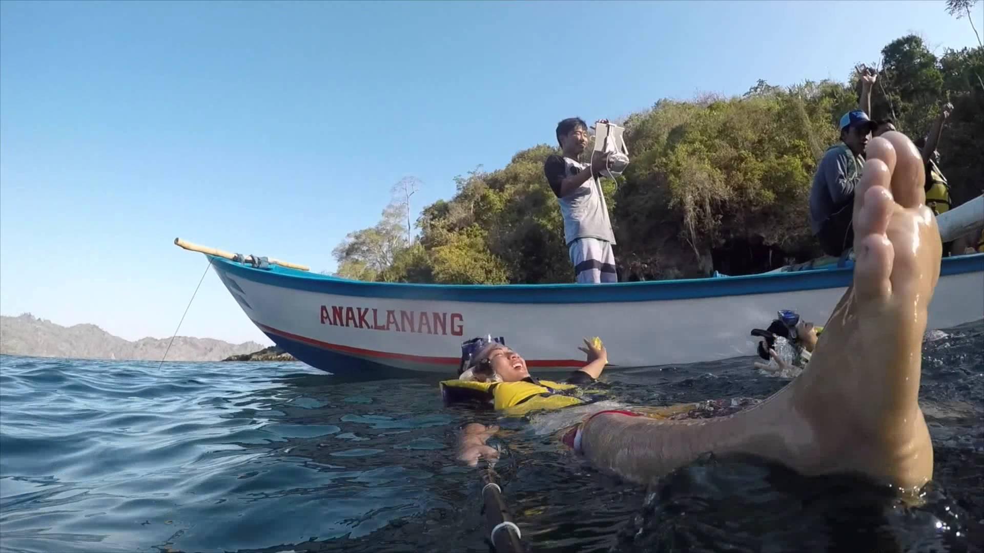 Teluk Kletekan Pantai Bolu Banyu Anjlok Lenggoksono Indonesia Youtube Kota