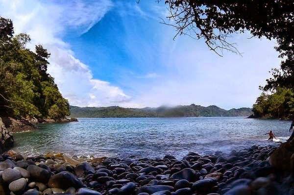 Teluk Kletekan Surganya Snorkeling Malang Berita Hari Kota