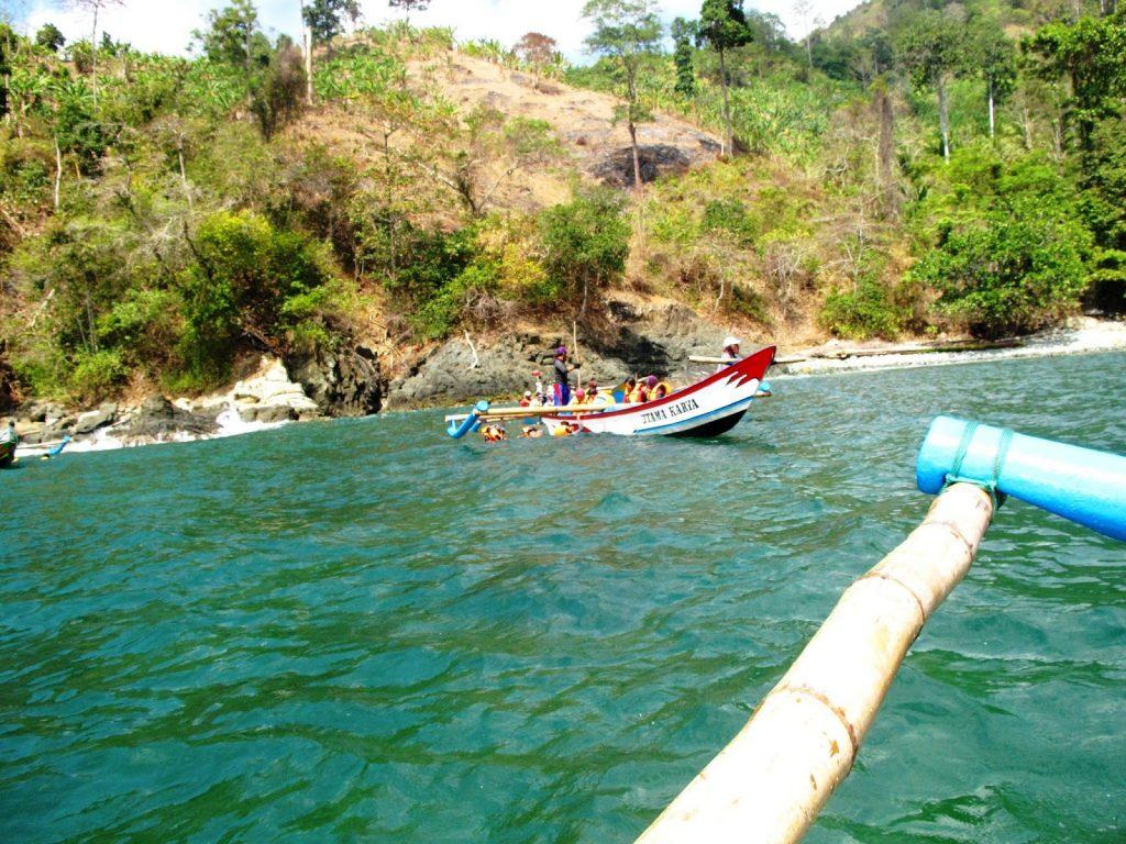 Teluk Kletekan Wisata Bawah Laut Malang Backpacker Jakarta Foto Indah