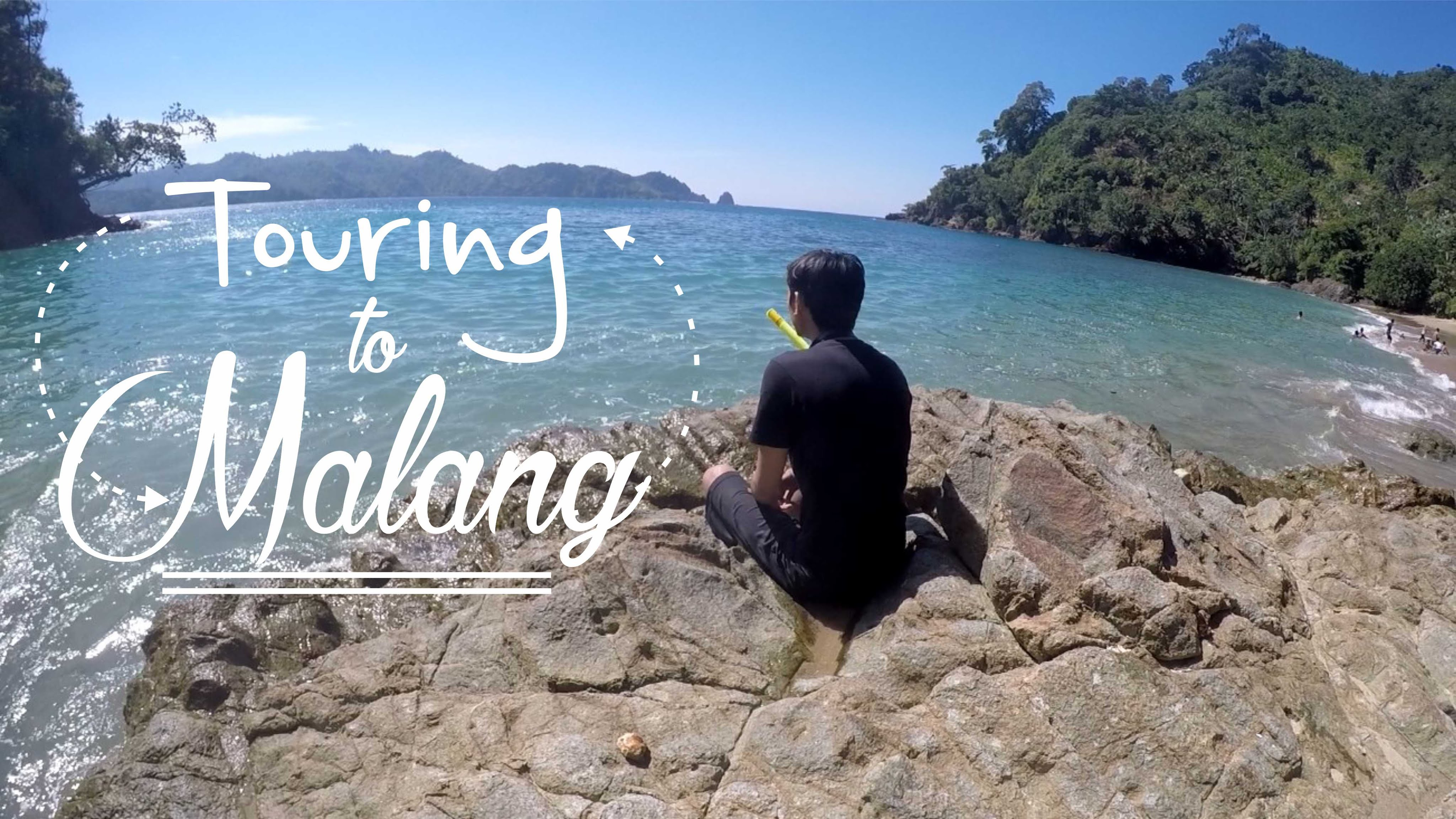 Touring Malang Pantai Lenggoksono Teluk Kletekan Bolu Banyu Anjlok Youtube