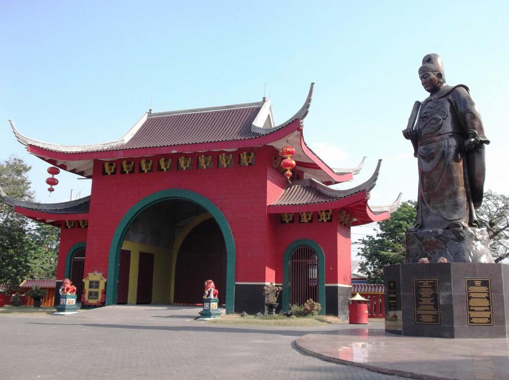 4 Destinasi Kawasan Pecinan Indonesia Zetizen Foto Blogspot Kampung Cina