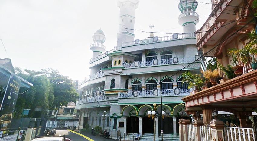 Borgo Manado Siapakah Baswara Kampung Arab Cina Kota