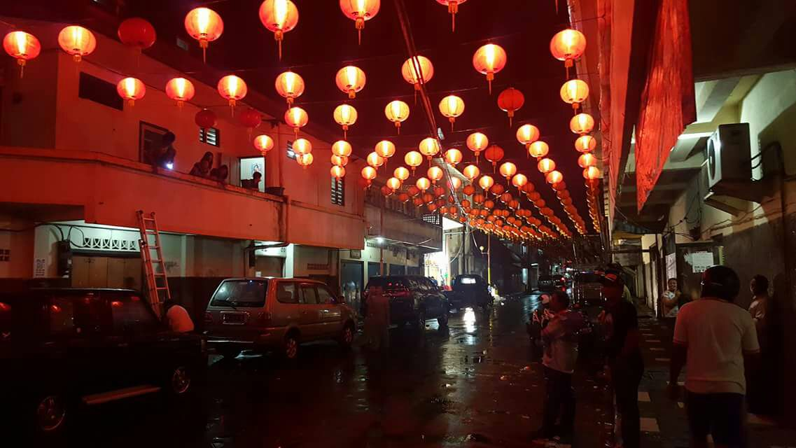 Cina Town Manado Bakal Disulap Jadi Tempat Wisata Kuliner Area