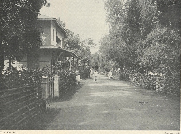 Jelajah Sejarah Manado Wijk Kampung Kolonial Ruas Jalan Pusat Kota