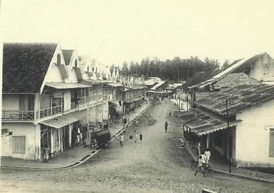 Kampung China Manado Budaya Bangsa Keberadaan Cina Kota