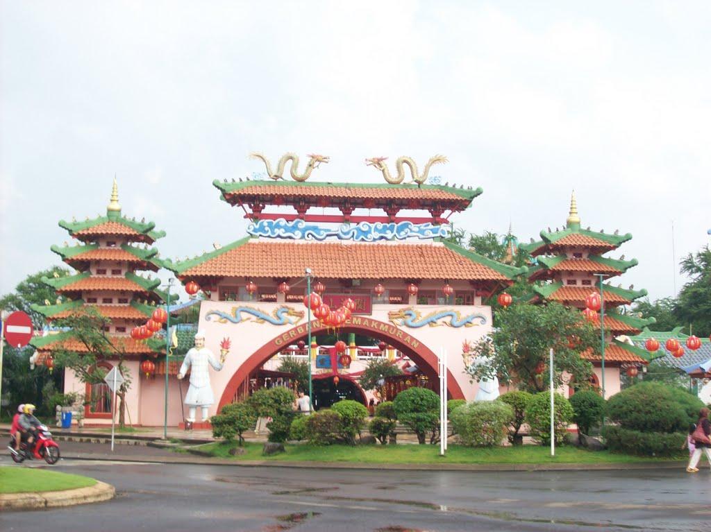 Tempat Wisata Jakarta Timur Menarik Wajib Dikunjungi Kampung Cina Kota