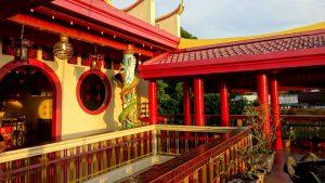Wisata Kampung China Manado Wajib Dikunjungi Tempatwisataunik Klenteng Ban Hing