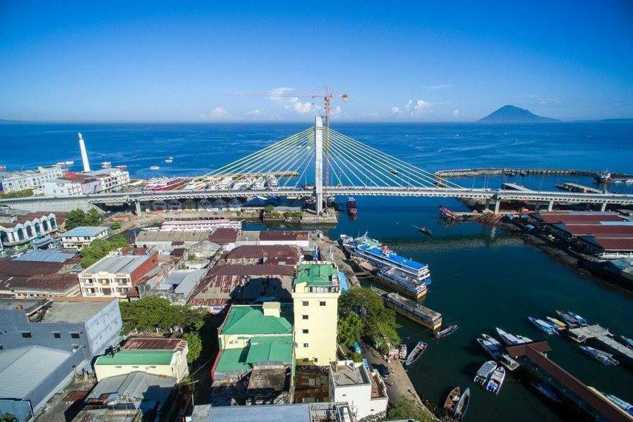 3 Wisata Malam Kota Manado Makassar Terkini Kawasan Boulevard