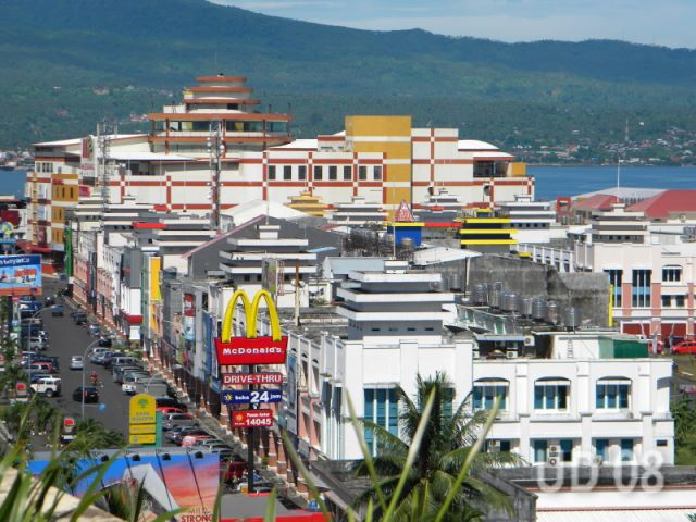 Berita Manado Express Kebijakan Pengembang Pusat Bisnis Boulevard Disorot Kawasan