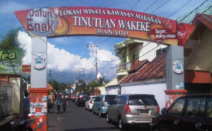 Bisnis Kuliner Manado Takkan Redup Tribun Kawasan Boulevard Kota