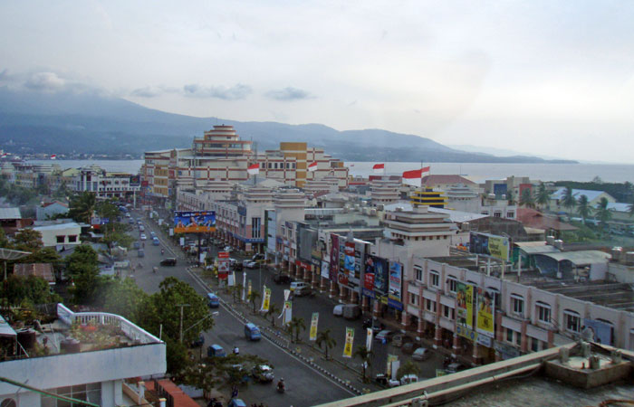 Boulevard Area Manado Pusat Hiburan Menjadi Ikon Kota Gallery Kawasan