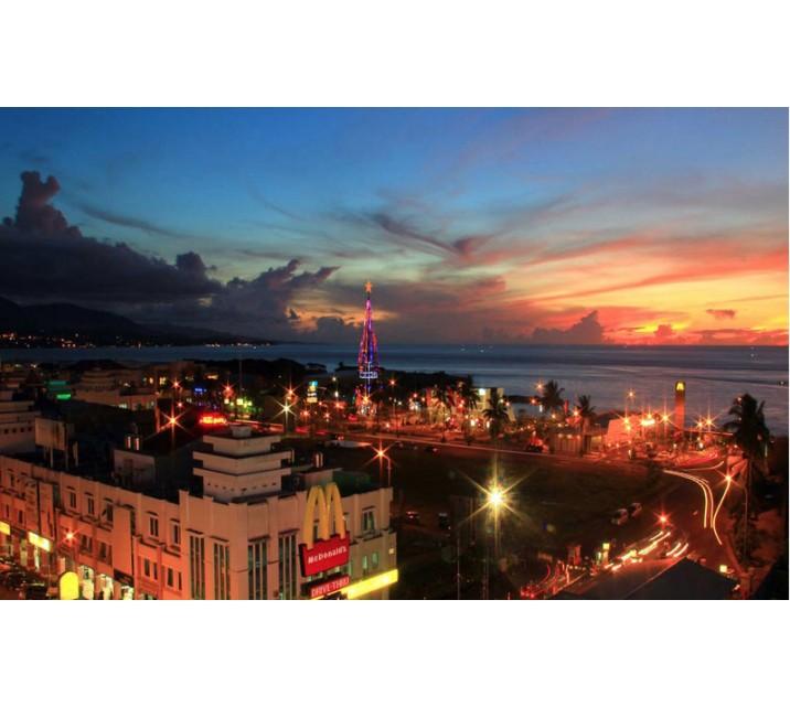Boulevard Area Manado Pusat Hiburan Menjadi Ikon Kota Kawasan