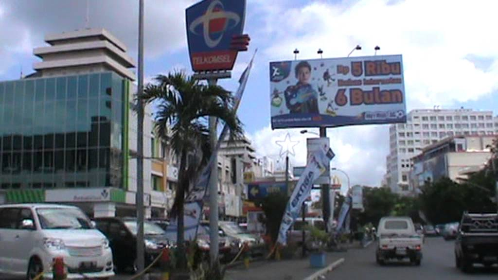 Boulevard Manado Youtube Kawasan Kota