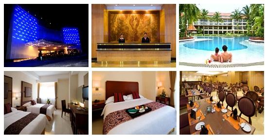 Daftar Hotel Manado Sekitarnya Kota Nyaman Damai Hotelastonmanado Kawasan Boulevard