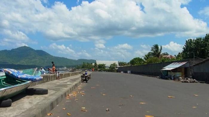 Depan Manado Utara Tribun Kawasan Boulevard Kota
