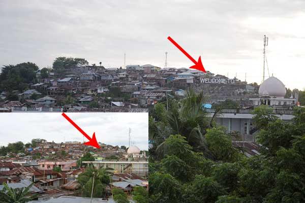 Dulunya Penuh Sampah Jadi Ikon Manado Manadopostonline Tersebut Menjadi Titik