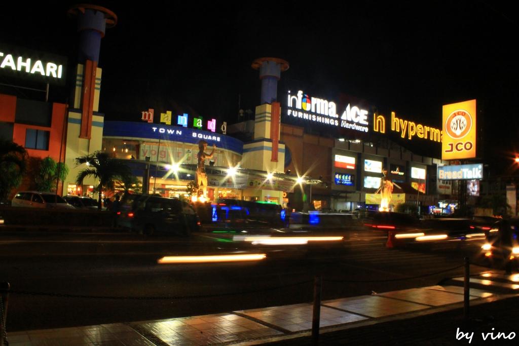 Eyes Imagination Manado Tua Boulevard Klabat Kota Terlihat Jelas Lengkungan
