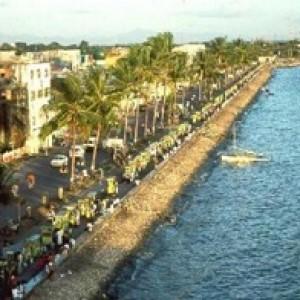 Kawasan Boulevard Surga Wisata Kuliner Manado Biasputih Kota