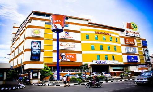 Kota Manado Tercinta Livianindy Kawasan Boulevard Mega Mall