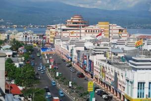 Manado Masihkah Sebagai Kota Nyiur Melambai Komunitascakalang87 Sekitar Tujuh Belas