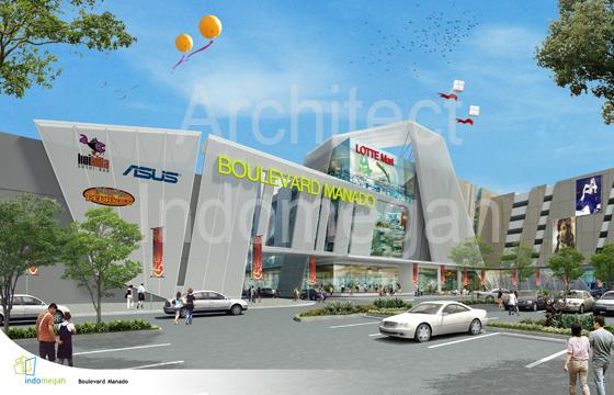 Manado Projects Development Page 33 Skyscrapercity Mall Redevelopment Kembali Boulevard