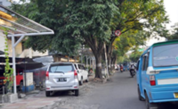 Parkir Liar Boulevard Ditertibkan Manadopostonline Manado Penertiban Mulai Dilakukan Ruas