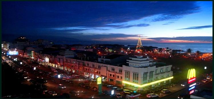 Pusat Keramaian Kota Manado Sulut Nraymondf 1 Indonesiana Kawasan Boulevard