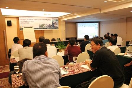 Rencana Tata Bangunan Lingkungan Kawasan Boulevard Ii Kota Manado