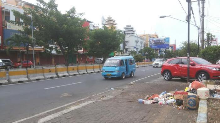 Tag Manado Foto Breaking News Kawasan Boulevard Tempat Sampah Kota