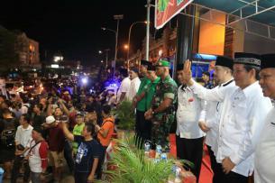 Walikota Harap Umat Islam Jaga Kota Manado Gsvl Minal Aidin