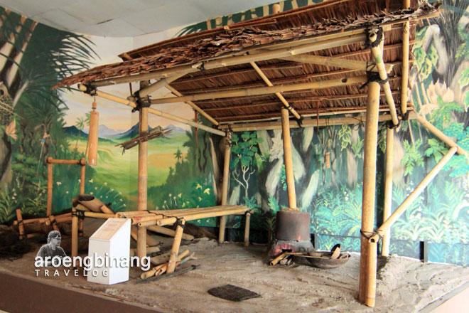 Aroengbinang Tempat Wisata Manado Menarik Museum Negeri Provinsi Sulawesi Utara